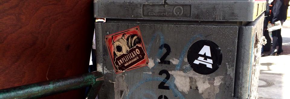 Amplificado por las calles de Bogotá