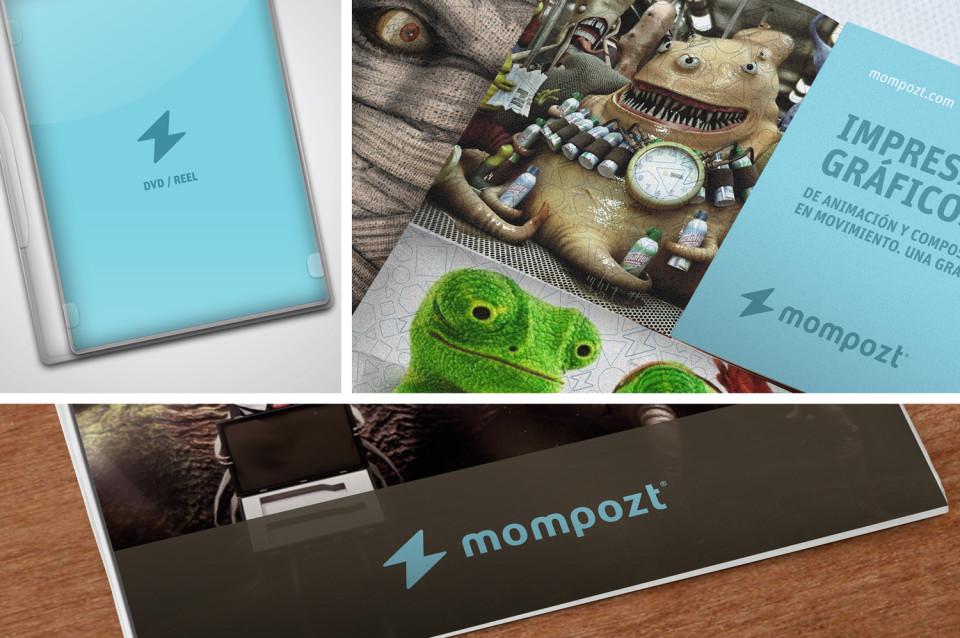 Expresión visual Mompozt.